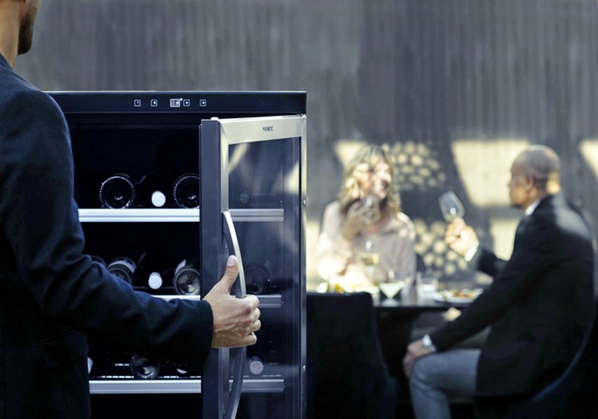 Genellikle bir şarabın lezzetini ortaya çıkarmak; uygun depolama koşullarına ve servis sıcaklığının doğru olmasına bağlıdır. Cazip MaCave şarap dolapları ve buz...